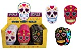 All Products : Sugar Skulls Candy Tin x 3 (1 black, 1 pink and 1 white)