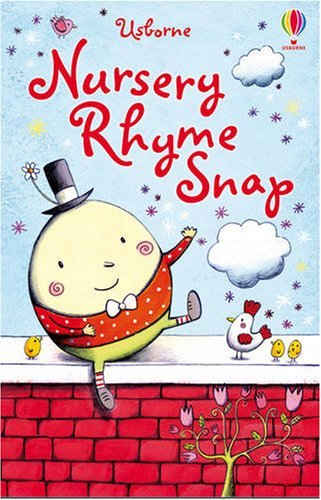 (Nursery Rhyme Snap (Usborne Snap Cards) by Rosalinde Bonnet (Illustrator) › Visit Amazon's Rosalinde Bonnet Page search results for this author Rosalinde Bonnet (Illustrator) (20-Jul-2008) Cards)