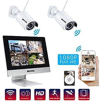 Amazon Com Lorex Live Sd9 Wireless Digital Security