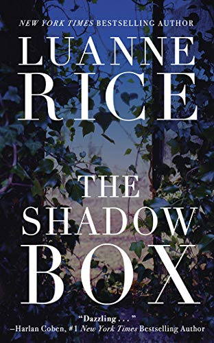 Book Cover: The Shadow Box