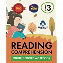 3rd Grade Reading Comprehension Workbook: Multiple Choice Workbook by ArgoPrep