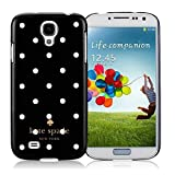 Samsung Galaxy S4 Kate Spade Black 012 screen phone case sweet and beautiful design