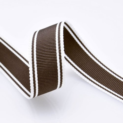 - Petersham Grosgrain Stripe Ribbon 3/4