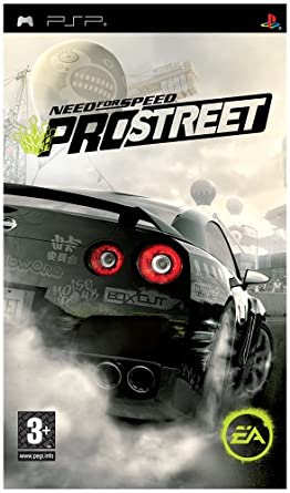 e193bf779 Image Unavailable. Image not available for. Colour: Need for Speed:  ProStreet (PSP)