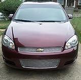 Chevrolet Impala Chrome Mesh Grille Insert 06-12 07 08 09 10 11