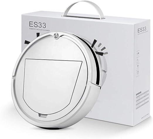 ZXPAG Robot Aspirador y Fregasuelos Barre, aspira, friega y Pasa la mopa Aspirateur Robot Sistema anticolisión y ...