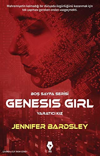 Genesis Girl - Yaratici Kiz; Bos Sayfa Serisi