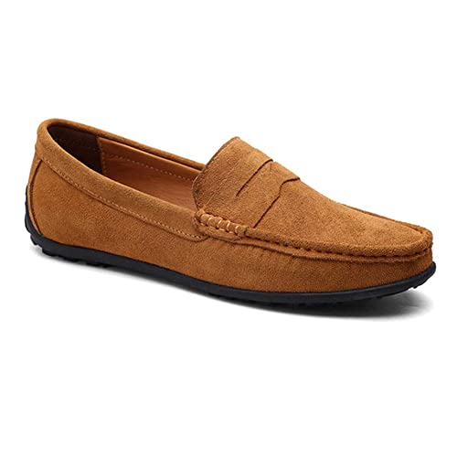 Gtagain Zapatos para Hombre Mocasines - Náuticos Ligero Confortable Suela Blanda Casual Clásico Zapatos de Trabajo Conducir: Amazon.es: Zapatos y ...