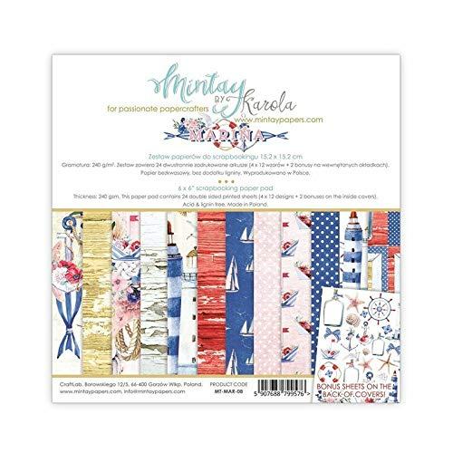Marina MTY Paper Pad 6x6
