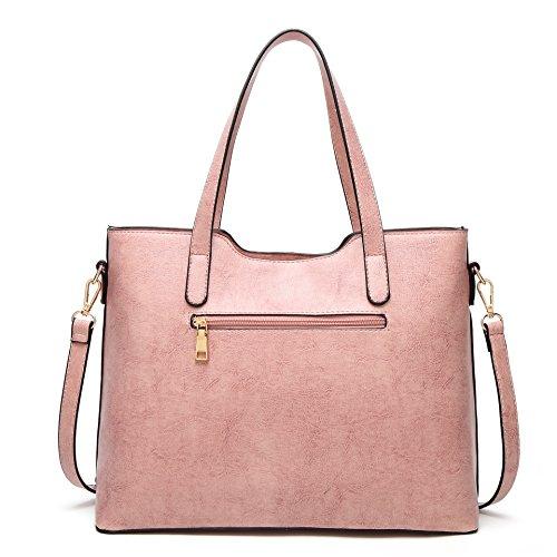 Borsetta Pink Sx Donne Borsa Pu pink Pelle Borsetta Le Donna Donne Borsa Classic Per rxrA8qOp