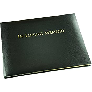 printable funeral guest book pages