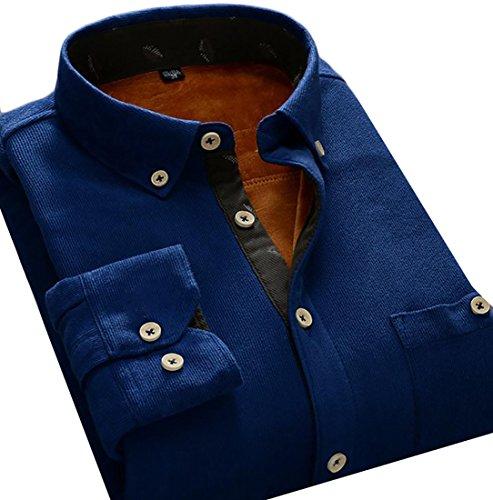 Corduroy Big Shirt - 5