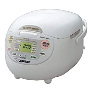Zojirushi-Neuro-Fuzzy-Rice-Cooker