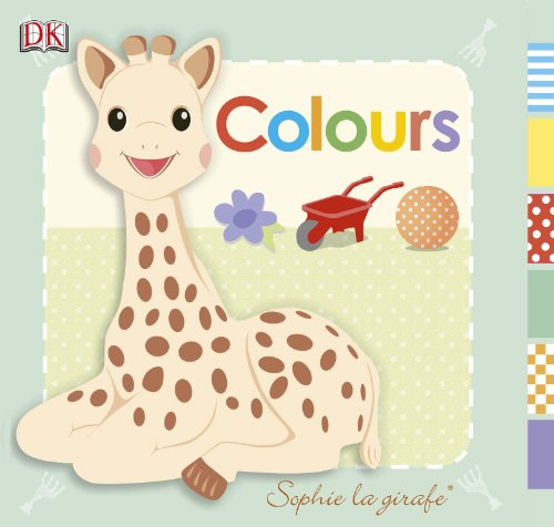 Sophie la girafe Colours