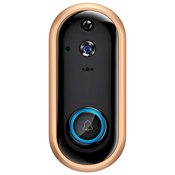 SDETER Video Timbre 1080P Seguridad para el hogar ...