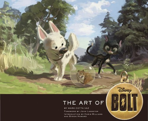 The Art of Bolt por Mark Cotta Vaz