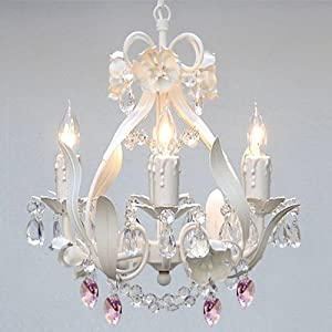 Iron Crystal Chandeliers