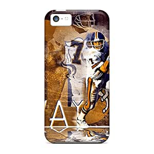 Hot WMFyKvP4489 Denver Broncos Tpu Case Cover Compatible With Iphone 5c