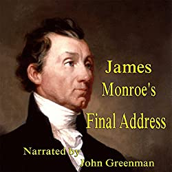 James Monroe's Final Address