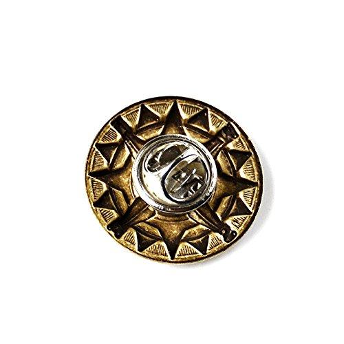 Compass Lapel Pin