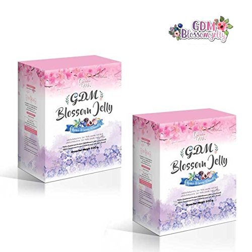 Best Friend : 2 x Blossom Jelly, Block and Burn For Weight Loss (20 Sachets/box)