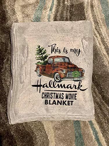 This Is My Hallmark Christmas Movie Blanket