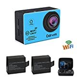 WIFI Underwater Camera HD 1080P Action Camera Waterproof With 2-Inch LCD for Riding,Racing,Skiing,Motorcycle,Motocross And Water Sports offers