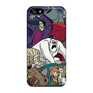 Hard Plastic Iphone 5/5s Case Back Cover,hot Scooby Doo Monsters Case At Perfect Diy