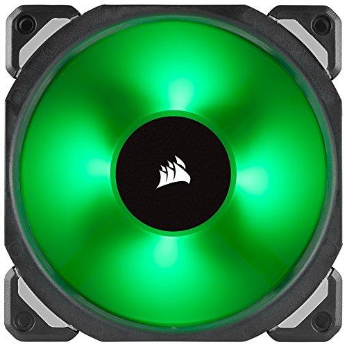 Corsair ML120 PRO 120mm Premium Magnetic Levitation RGB LED PWM Fan Single Pack (CO-9050075-WW) by Corsair (Image #7)