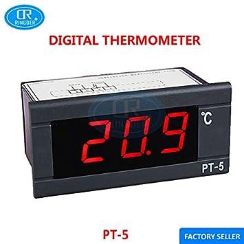 Digital Display Thermometer Kühlschrank Gefrierschrank Temperaturanzeige Meter R