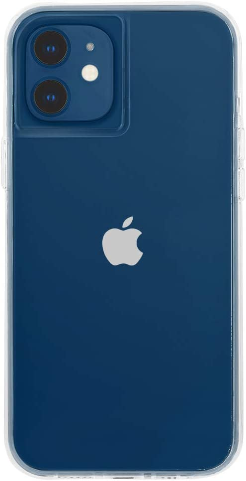 Case-Mate - Tough - Case for iPhone 12 Mini (5G) - 10 ft Drop Protection - 5.4 Inch - Clear