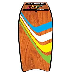 """Morey Woody 41.5"""" Body Board (Colors May Vary) from Morey"""