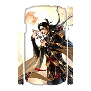 BLACCA Phone Case Of Shards of Beauty in Art For Samsung Galaxy S3 I9300