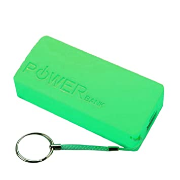 Mobile Power Case Box Usb 18650 Battery Cover Keychain For Consumer Electronics In Pain Accessories & Parts