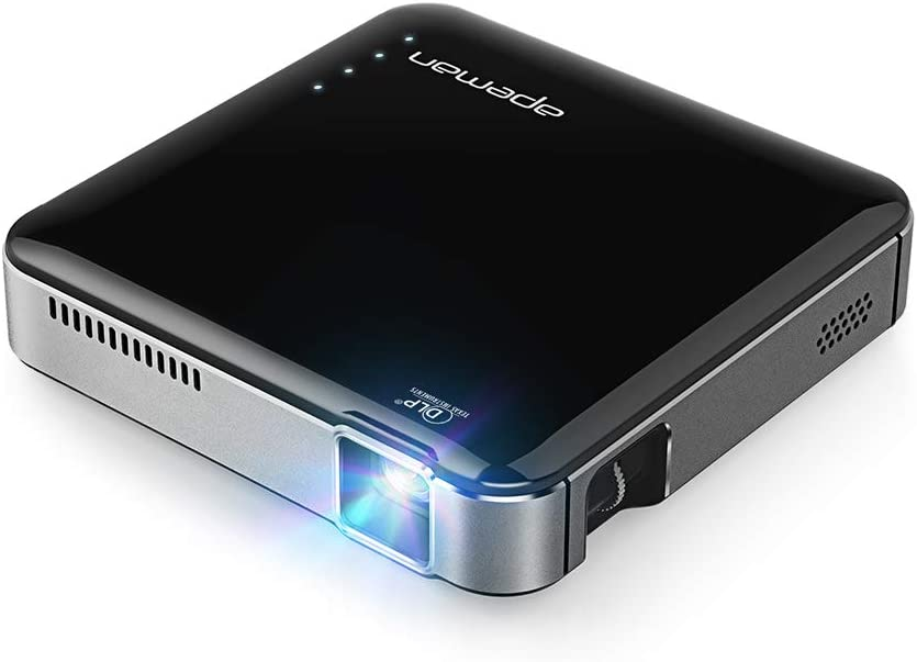 The Cube Mobile Projector travel product recommended by Steve Pritchard on Lifney.