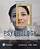 img - for Psychology: From Inquiry to Understanding Plus NEW MyPsychLab -- Access Card Package (4th Edition) book / textbook / text book