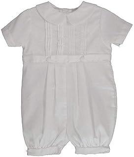 4bb4c8be43f40 Amazon.com  Lauren Madison Baby Boys  Two-Piece Baptism Set  Infant ...