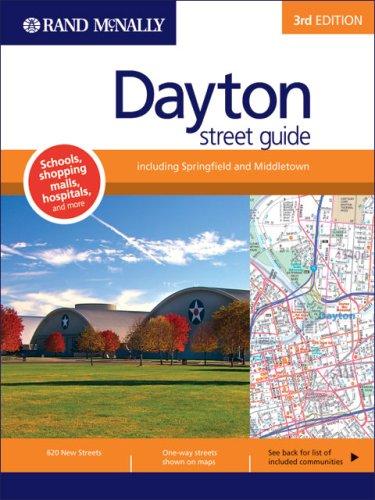 Rand Mcnally 2006 Dayton, Ohio: Street Guide (Rand McNally Dayton (Ohio) Street Guide: Including Springfield) pdf