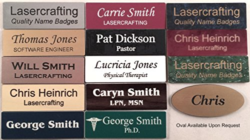 Review Business Name Tag /