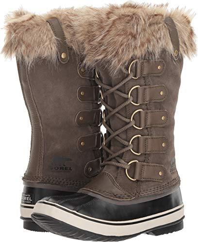 - SOREL Women's Joan Arctic Snow Boot, Major, Black, 10 M US