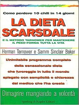 dieta medica originale di scarsdale