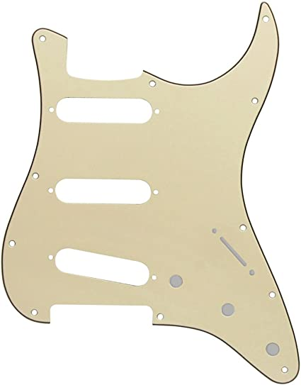 Golpeador para guitarra estándar - IKN 1 unidad, 11 agujeros SSS ...