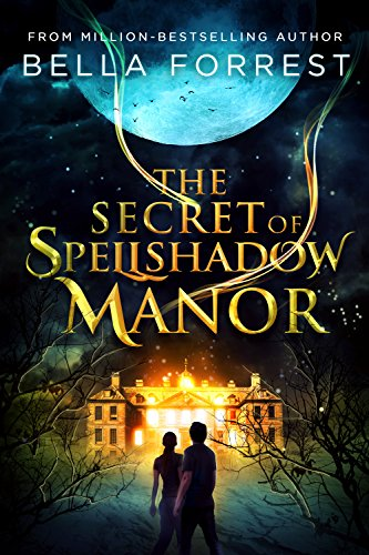Image result for the secret of spellshadow manor
