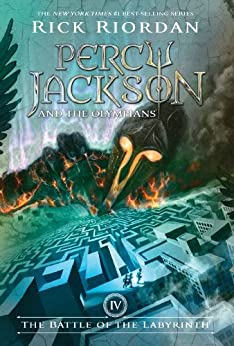 Battle of the Labyrinth, The (Percy Jackson and the Olympians, Book 4) by [Riordan, Rick]