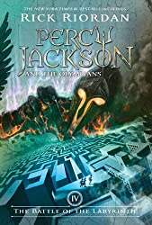 Battle of the Labyrinth, The (Percy Jackson and the Olympians, Book 4)