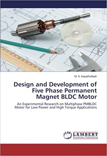 Design and Development of Five Phase Permanent Magnet BLDC