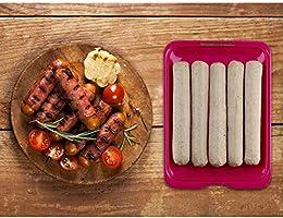 PracticFood - Lote de 12 Porta Embutidos y Alimentos Sistema Fresh ...