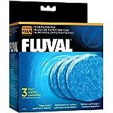 Fluval Fine Filter Pad, For Fluval FX5 3PK