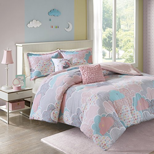 Urban Habitat Kids Cloud Comforter Set, Twin/Twin XL Size, ()