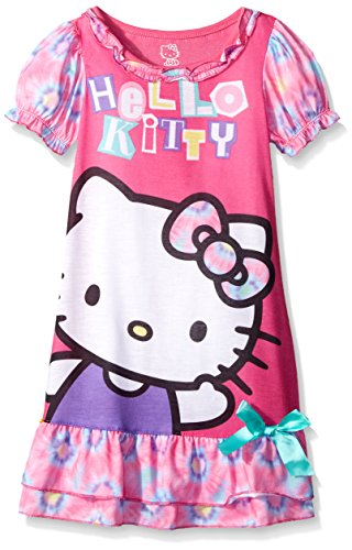- Hello Kitty Toddler Girls' Gown, Pink, 2T